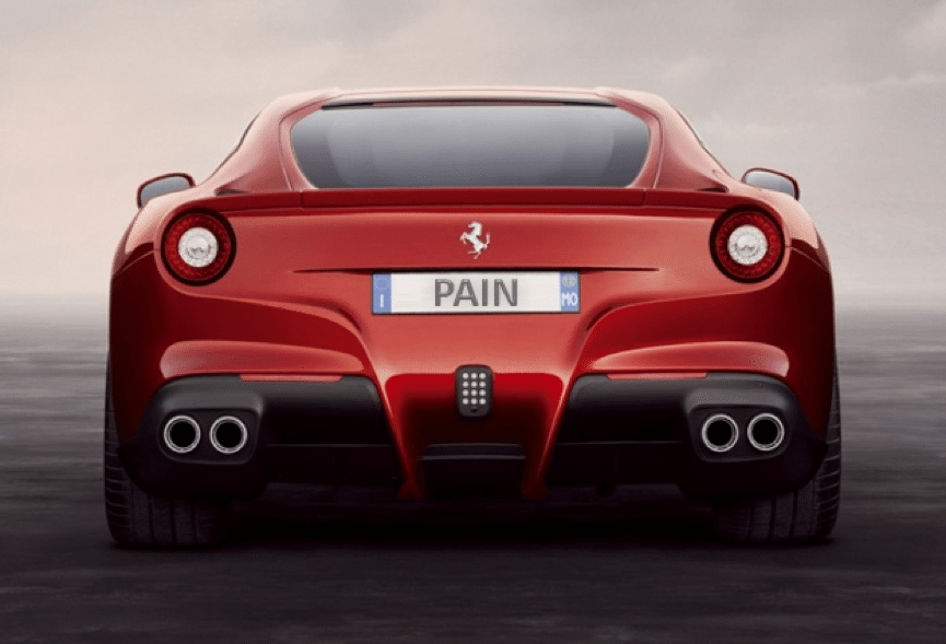 What Does A Ferrari Have To Do With Persistent Lower Back Pain