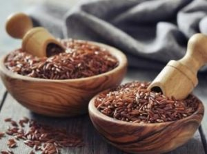 Red rice as supplement for babies who cannot breastfeed