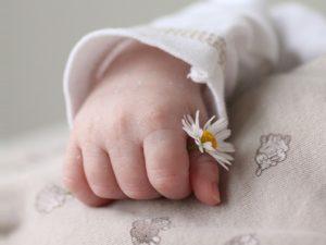Baby healing