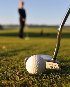 Golfer's Pain Management