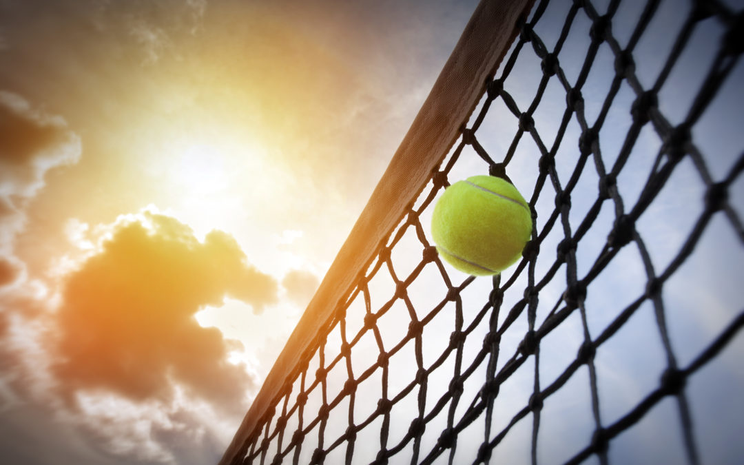 From Tennis Elbow  To Winning The Serve